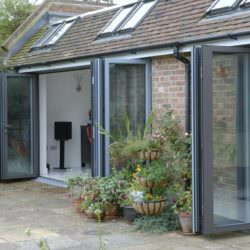aluminium bifolding doors prices Eastbourne