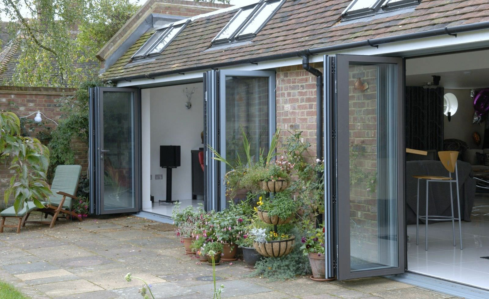 aluminium bi-fold doors shoreham by sea