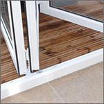 secure bi-folding doors