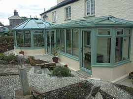 Glazed Conservatories Bexhill