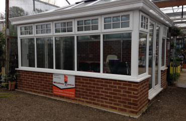 Online quote for conservatories