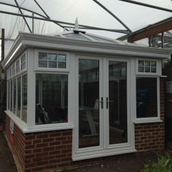 Conservatories in Stone Cross