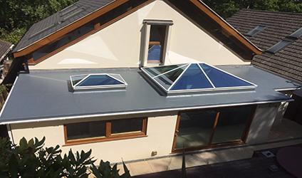 Korniche Roof Lantern Eastbourne