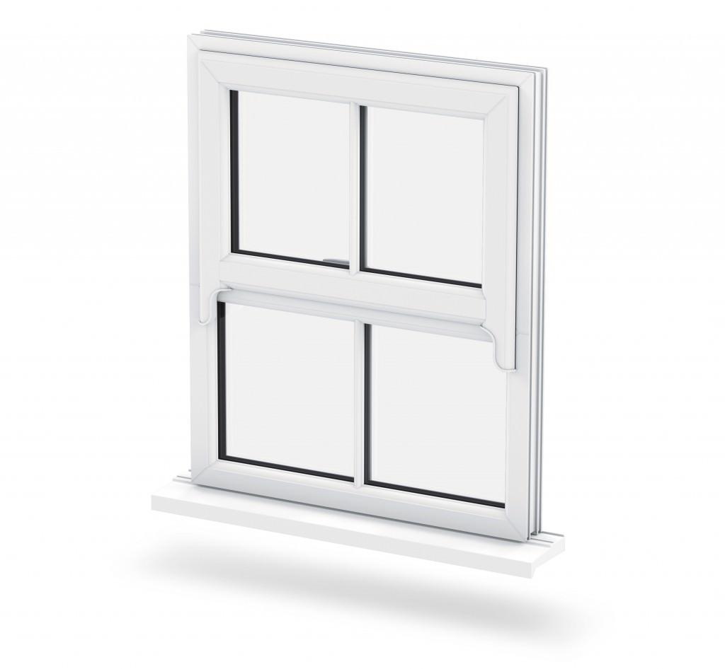 Sash Horn Window