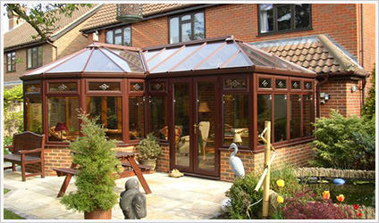 P-Shape Conservatories in Polegate