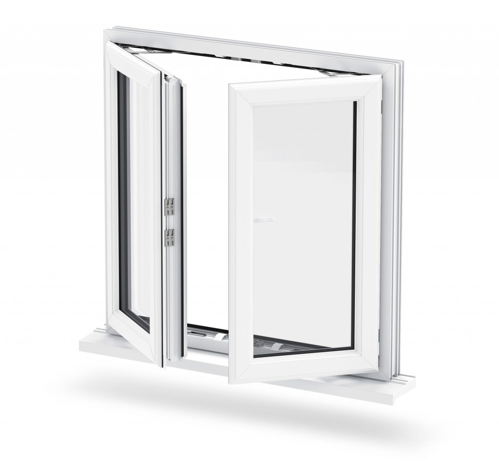 uPVC French Casement Windows Eastbourne