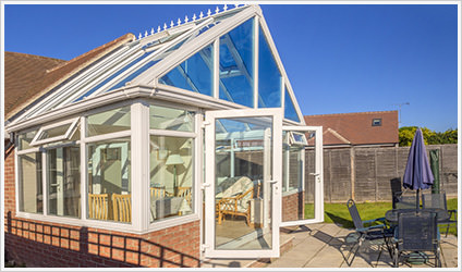 Gable Ended Conservatories Eastbourne, East Sussex