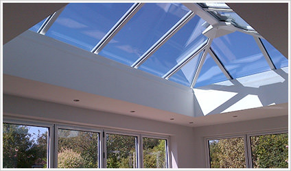 uPVC Conservatory Lantern Roof East Sussex