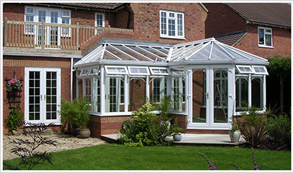 P-Shape Conservatories in East Sussex